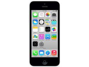Apple iPhone 5C White 8GB Factory Unlocked GSM Phone Certified Refurbished