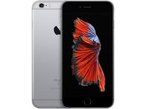 "Apple iPhone 6s 16GB 4.7"" Unlocked Cell Phone (Space Gray)"
