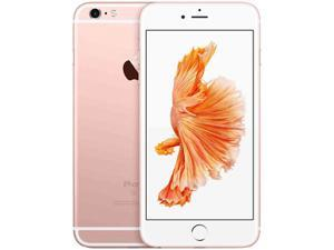 "Apple iPhone 6s 16GB, 4.7"" Unlocked Cell phone (Rose Gold)"