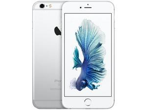 Apple iPhone 6s 64GB 4G LTE Factory Unlocked Smartphone - USA Model (Silver)