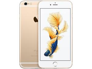 "Apple iPhone 6s Plus 64GB 4G LTE Unlocked Cell Phone 5.5"" 2GB RAM (Gold)"