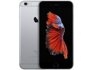"Apple iPhone 6s Plus 128GB 4G LTE Unlocked Cell Phone 5.5"" 2GB RAM (Space Gray)"