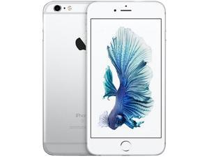 "Apple iPhone 6s Plus 128GB 4G LTE Unlocked Cell Phone 5.5"" 2GB RAM (Silver)"