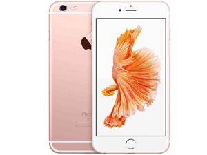 "Apple iPhone 6s Plus 128GB 4G LTE Unlocked Cell Phone 5.5"" 2GB RAM (Rose Gold)"