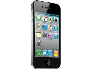 Apple iPhone 4S MD243LL/A-R Black 3rd Party Refurbished / Grade A Unlocked Cell Phone