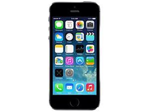 Apple iPhone 5s Space Gray 3rd Party Refurbished Cell Phone