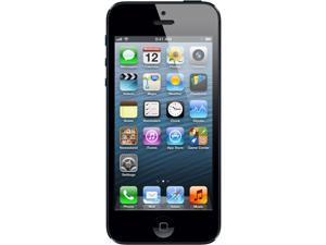 Apple iPhone 5 Black LTE 32GB GSM Phone CRC