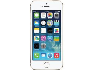 Apple iPhone 5s Gold LTE 16GB Verizon / GSM Phone CRC