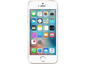 "Apple iPhone SE A1662 16GB 4G LTE  Unlocked  Smartphone 4.0"" 2GB RAM Gold"
