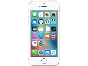 "Apple iPhone SE A1662 16GB 4G LTE  Unlocked  Smartphone 4.0"" 2GB RAM RoseGold"