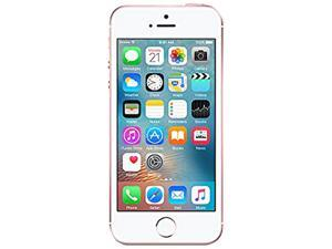 "Apple iPhone SE A1662 64GB 4G LTE Unlocked Smartphone 4.0"" 2GB RAM Rose Gold"