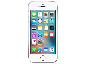 "Apple iPhone SE A1662 64GB 4G LTE Unlocked Smartphone 4.0"" 2GB RAM Silver"