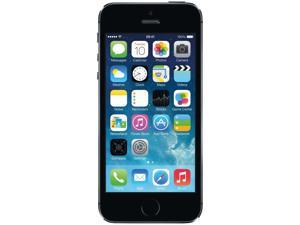Apple iPhone 5s Gray Unlocked GSM Phone - Certified Refurbished