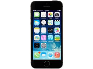 Apple iPhone 5s ME299LL/A Gray Unlocked GSM Phone - Certified Refurbished