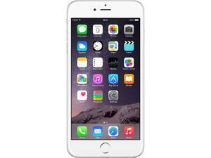Apple iPhone 6 Plus Silver Unlocked GSM Cell Phone