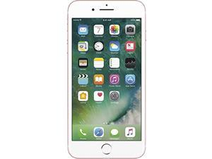 "Apple iPhone 7 PLUS 32GB 4G LTE Rose Gold Unlocked Cell Phone 5.5"" 3GB RAM"