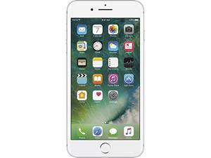 "Apple iPhone 7 PLUS 256GB 4G LTE Silver Unlocked Cell Phone 5.5"" 3GB RAM"