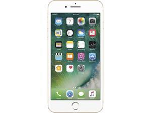 "Apple iPhone 7 PLUS 256GB 4G LTE Gold Unlocked Cell Phone 5.5"" 3GB RAM"