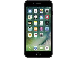 "Apple iPhone 7 PLUS 128GB 4G LTE Black Unlocked Cell Phone 5.5"" 3GB RAM"