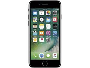 Apple iPhone 7 256GB Jet Black Unlocked Smartphone