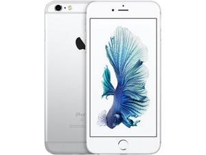 Apple iPhone 6s 32GB 4G LTE Unlocked Cell Phone with 2GB RAM (Silver)
