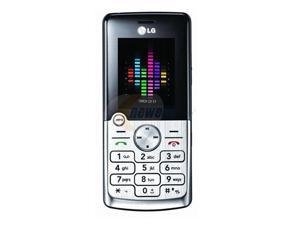 LG KP220 Unlocked Cell Phone Dual Language with no Manufacturer warranty - OEM