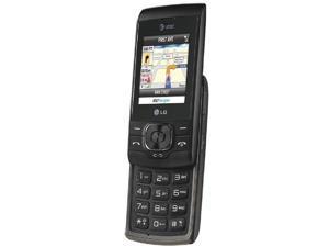 LG GU295 Black 3G Slider Push-To-Talk GPS Camera Bluetooth Unlocked GSM Cell Phone