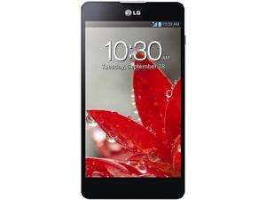 LG Optimus G E975 Black Quad-Core 1.5GHz Unlocked GSM Android Cell Phone