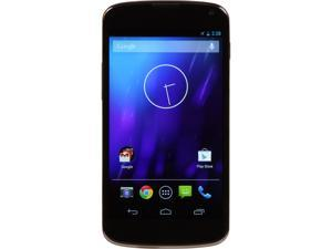 Google Nexus 4 Black Quad-Core 1.5GHz 16GB Cell Phone for T-Mobile, A Grade