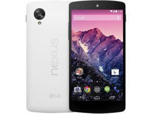 LG Nexus 5 D820 White Unlocked GSM Android Cell Phone