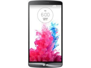 LG G3 D851 Metallic Black T-Mobile Android Phone