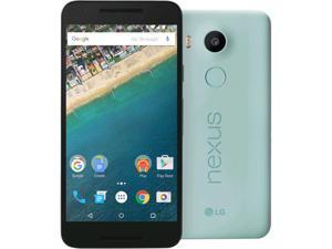 LG Google Nexus 5X 32GB Unlocked Smartphone Ice Color International version No Warranty