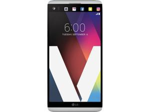 LG V20 US996 64GB Smartphone (Unlocked, Silver) US Warranty
