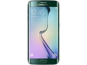 Samsung Galaxy S6 Edge G925F Green Unlocked GSM Octa-Core Phone