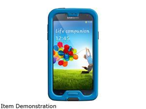 Samsung Galaxy S4 I337 White 16GB GSM Phone + Lifeproof Fre Blue/Black