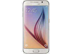 Samsung Galaxy S6 G920F White 32GB Unlocked GSM 4G LTE Octa-Core Phone