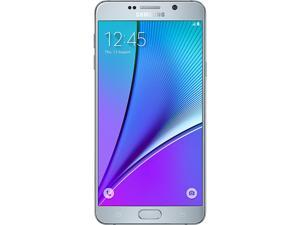 Samsung Galaxy Note 5 N920G Silver Unlocked GSM Octa-Core Phone