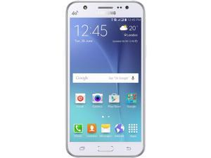 Samsung Galaxy J7 J700M White Unlocked GSM Android Cell Phone