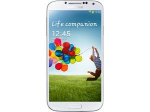 Samsung Galaxy S4 L720 White Sprint Locked CDMA Android Phone