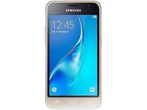 Samsung Galaxy J1 LTE J120M DUOS Gold Dual SIM Unlocked GSM Phone