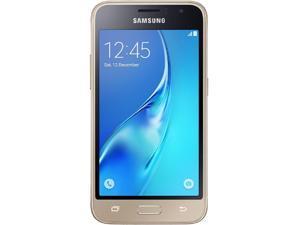 Samsung Galaxy J1 Mini J105M DUOS Gold Dual SIM Unlocked Cell Phone