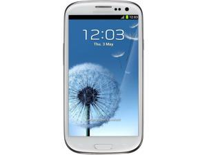 Samsung Galaxy S3 I747 White AT&T Cell Phone - Certified Refurbished