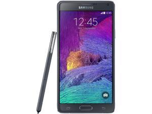Samsung Galaxy Note 4 N910V Black Verizon/GSM Unlocked Phone - B Grade Refurbished