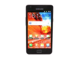 Samsung Galaxy S II i9100 Black 16GB Unlocked GSM Smartphone w/ 8 MP Camera / Android OS / Touchscreen / Wi-Fi / GPS
