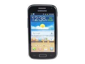 "Samsung Galaxy Ace 2 i8160 4 GB storage, 768 MB RAM 4GB Unlocked Cell Phone 3.8"" Black"