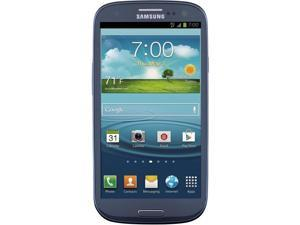 SAMSUNG Galaxy S III 16GB SGH-I535 Pebble Blue 3G Verizon Authorized Cellphones