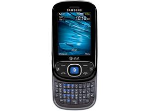 Samsung Strive SGH-A687 Black 3G Unlocked Cell Phone