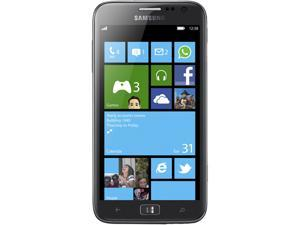 Samsung Ativ S I8750 Gray 3G Dual-Core 1.5GHz 16GB Unlocked Cell Phone