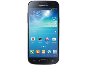Samsung Galaxy S4 mini i9192 Black 3G Dual-Core 1.7GHz Unlocked Cell Phone