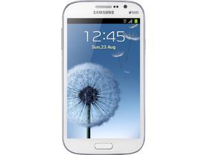 Samsung Galaxy Grand i9082 White Dual-Core 1.2GHz 8GB Dual SIM Unlocked Cell Phone